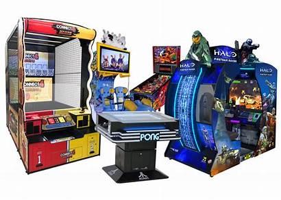 Arcade Games Machines Betson Plan