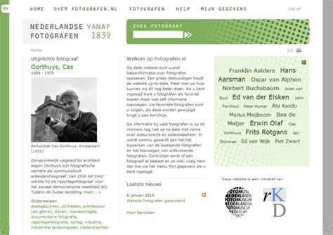 database fotografier database met nederlandse fotografen photofacts