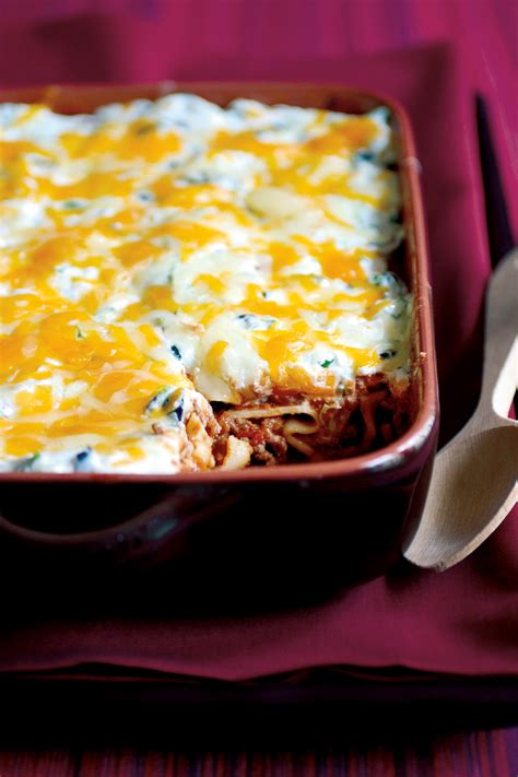 mexican lasagna  refried beans recipe relish