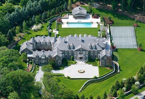 Stone Mansion  Eating Real Estate