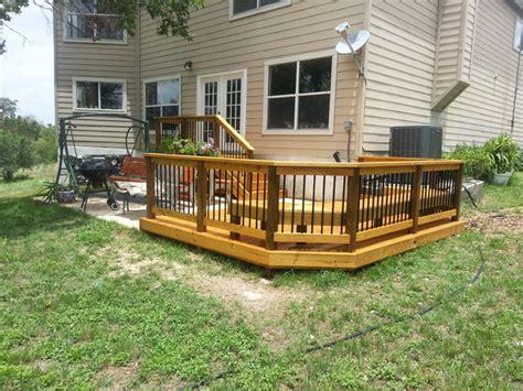 custom deck construction and outdoor living in san antonio