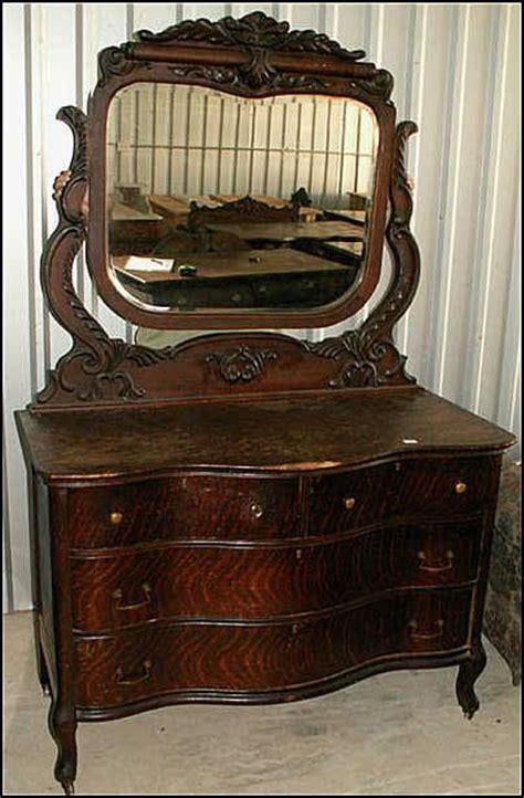 Tiger Oak Dresser Beveled Mirror by Best 20 Vanity With Mirror Ideas On Makeup