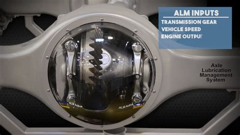 detroit axle lubrication management alm video youtube