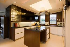 Kitchen, Lighting, Fixtures, For, Low, Ceilings, Ideas, U2014, Home