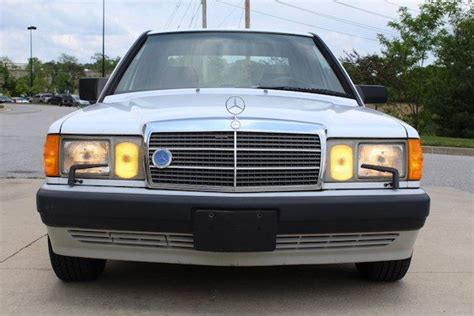 To have more information or to place a bid click on the bid now button. 1989 Mercedes-Benz 190E 2.6 | German Cars For Sale Blog