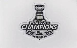 2019 Stanley Cup Finals Champions La Kings Jersey Patch Ebay