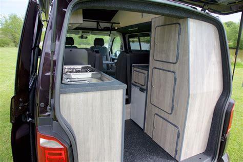 4 Berth Camper Van
