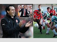 Terrible player, great manager Unai Emery is obsessed