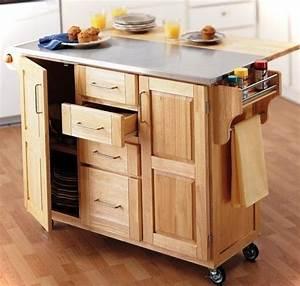 10 Multifunctional Kitchen Island Ideas - Small House Decor