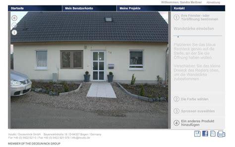 Moderne Häuser Mit Holzfenster by Fensterfarben F 252 R Kunststofffenster Inoutic
