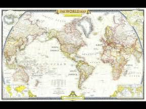 World Map Full Screen