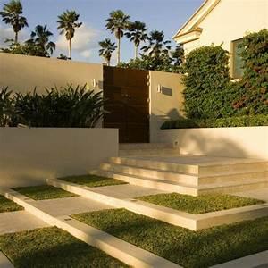 Hauseingang Treppe Modern : landschaft gestaltung vorgarten hauseingang treppen hausfront pinterest hauseingang ~ Yasmunasinghe.com Haus und Dekorationen
