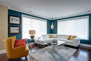 Deco Pour Salon : decoration salon couleur meilleures images d 39 inspiration ~ Premium-room.com Idées de Décoration