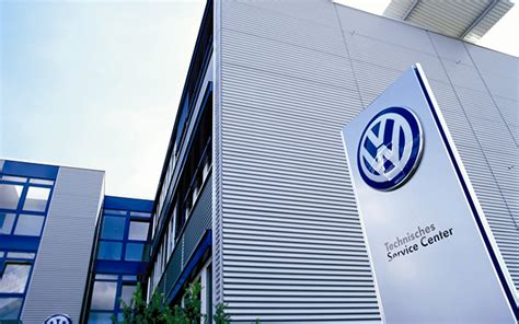 volkswagen group headquarters german police raid scandal hit volkswagen hq nation