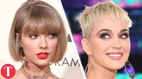 The TRUTH Behind Why the Katy Perry and Taylor Swift Feud ...