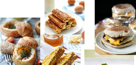 10 Idées De Sandwichs Pour Un Petit Déjeuner (enfin