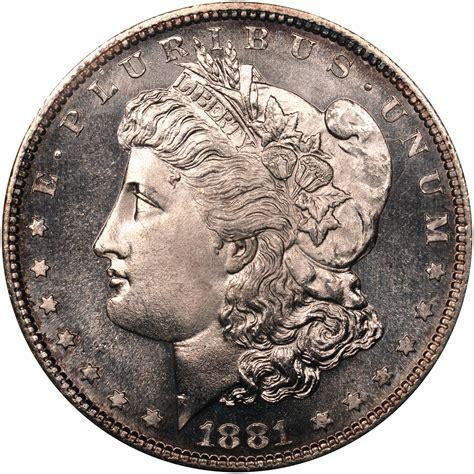 18781921 Morgan Dollars Ngc