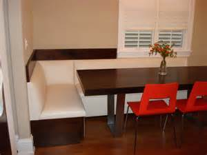 Modern Restaurant Banquettes by Banquettes
