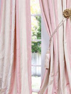 pink curtains on window treatments tween