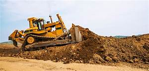 Bulldozer Types  Parts And Their Uses