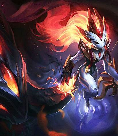 Kindred Legends League Lol Gifs