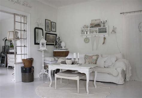 Shabby Wohnzimmer Möbel by Shabby Chic Im Wohnzimmer 55 M 246 Bel Und Deko Ideen