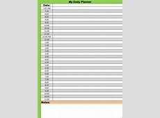 Using Daily Planners To Maximize Each Day
