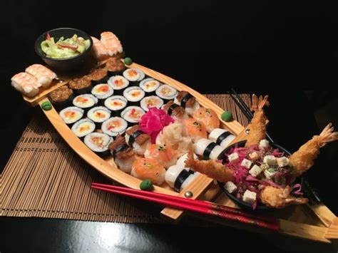 Sushi Boat Menu by Sushi Boat Picture Of S Pecs Tripadvisor