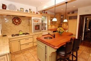 warm, farmhouse, kitchen