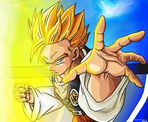 DRAGON BALL Z WALLPAPERS: Adult Gohan super saiyan