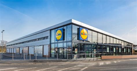 Lidl Check Out Rotherham For New Store