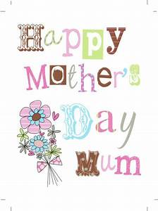 Jeannine Rundle - AD1318A HAPPY MOTHERS DAY MUM WORDS AND ...