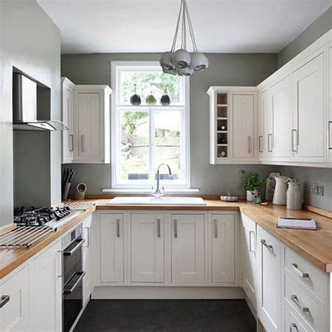 beautiful showcases   shaped kitchen designs