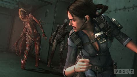 Resident Evil Revelations Gets Hunk Gameplay Trailer, New