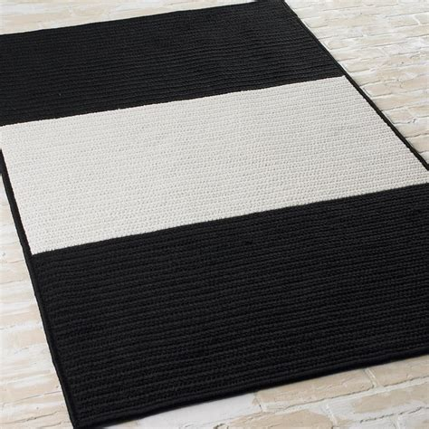 Modern Doormats Outdoor by Modern Triplex Indoor Outdoor Rug Doormats By Shades