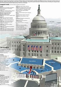 Graphic  The 57th Presidential Inauguration