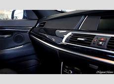 BMW 520D 5 Series Gran Turismo F07 Interior