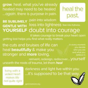 Quotes About Time Healing The Past