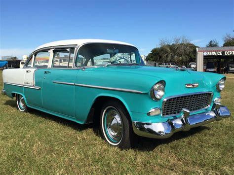 1955 Chevy Bel Air  The Car Bar