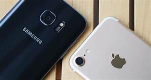 Iphone 7 Comparatif : iphone 7 vs samsung galaxy s7 le comparatif photo en images ~ Medecine-chirurgie-esthetiques.com Avis de Voitures