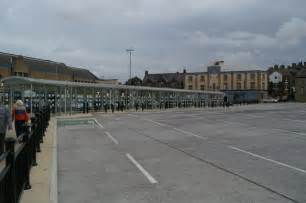 Empty bays at Skipton Bus Station © David Long :: Geograph ...