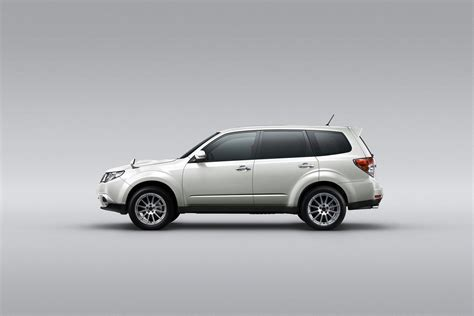 subaru forester st family turbo vehicle