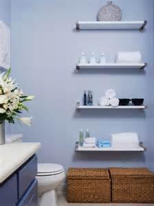 small bathroom diy ideas decorating with floating shelves hgtv