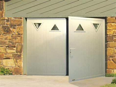 porte de garage 2 vantaux pas cher
