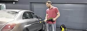 Faire Laver Sa Voiture : laver sa voiture avec le nettoyeur haute pression k rcher k rcher ~ Medecine-chirurgie-esthetiques.com Avis de Voitures