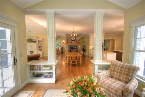 traditional open floor plan home richard taylor architects residential architect sunbury ohio