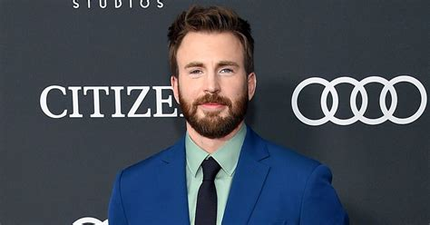 Chris Evans Trends on Twitter After Appearing to Post ...