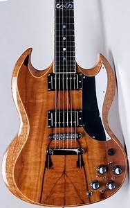 Zappa U0026 39 S Modified Sg  U0026quot Baby Snakes U0026quot  Guitar