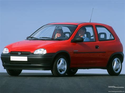 Opel Corsa 1 2 by Opel Corsa B 1 2 City Ez94 126058 Km Hu Au 06 2011 33kw