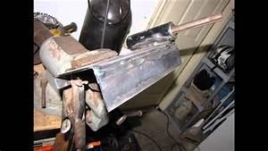 Go Kart Motor Mount And Jackshaft Modification  Welding